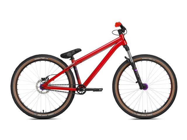 NS Bikes Movement 2 - MTB rígidas - rojo